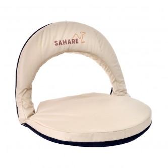 كرسي رحلات قماش ارضي قابل للطي - 5 مستويات جلوس