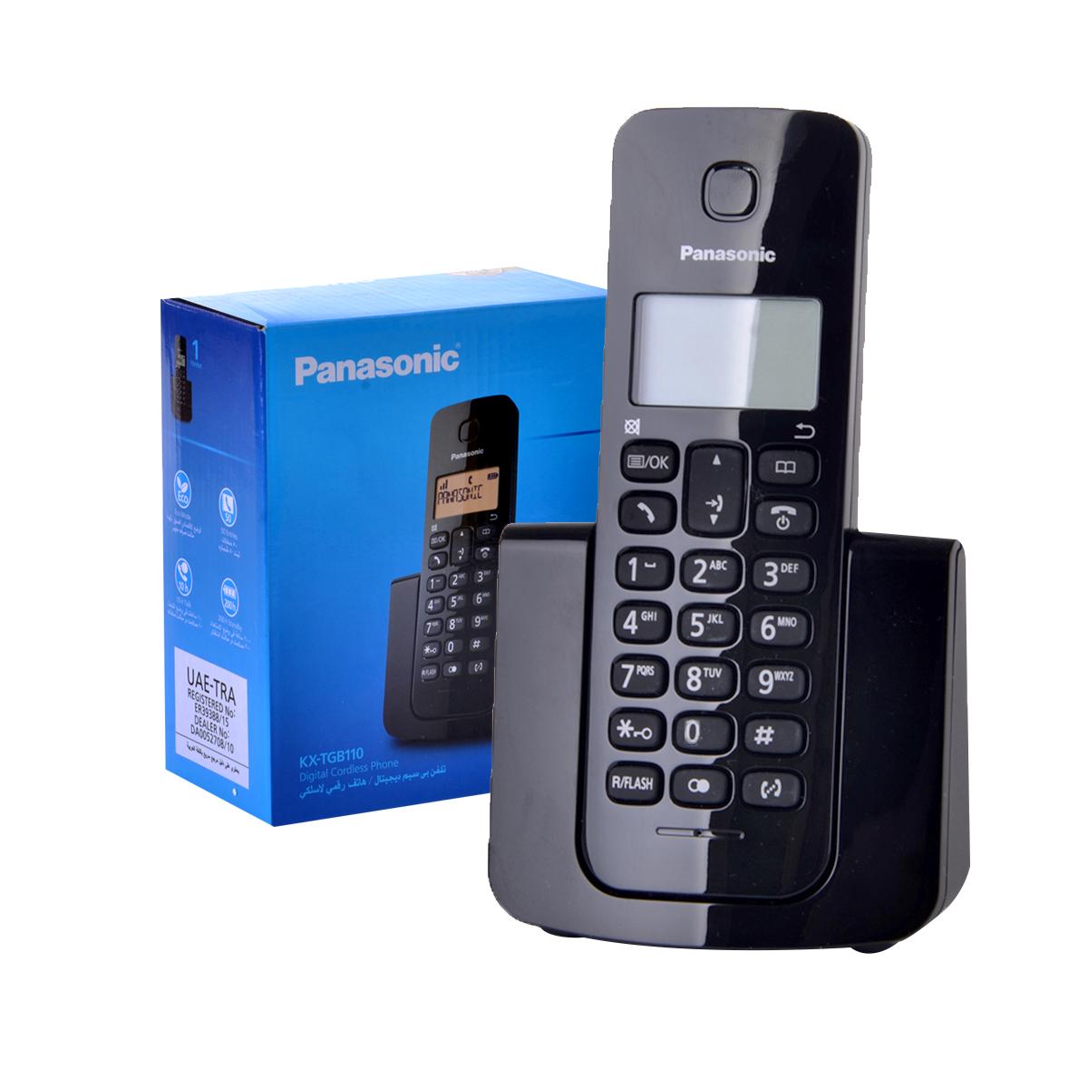 تلفون لاسلكي باناسونيك KX-TGB110