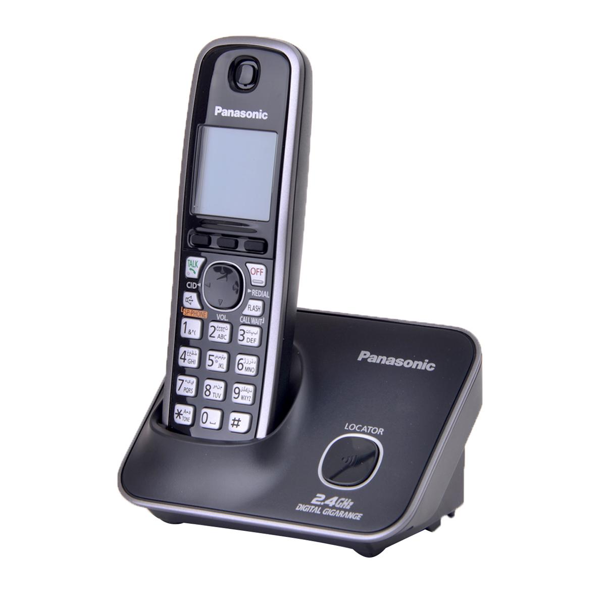 هاتف رقمي لاسلكي باناسونيك KX-TG3711BX