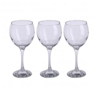 كاسات زجاج -  طقم 3 حبة - رقم MAY560