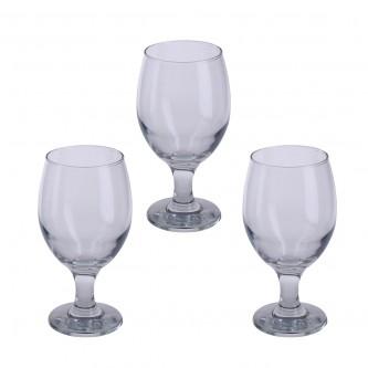 كاسات زجاج - طقم 3 حبة - رقم MIS571