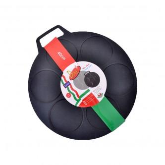 مقلاه تاوا ( صاج ) مسطحه دوف  - 40 سم - مقاومة للالتصاق
