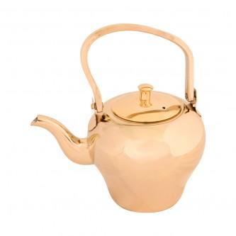 ابريق شاي السيف - استانلس استيل - مقاس 1.6 لتر - لون ذهبي