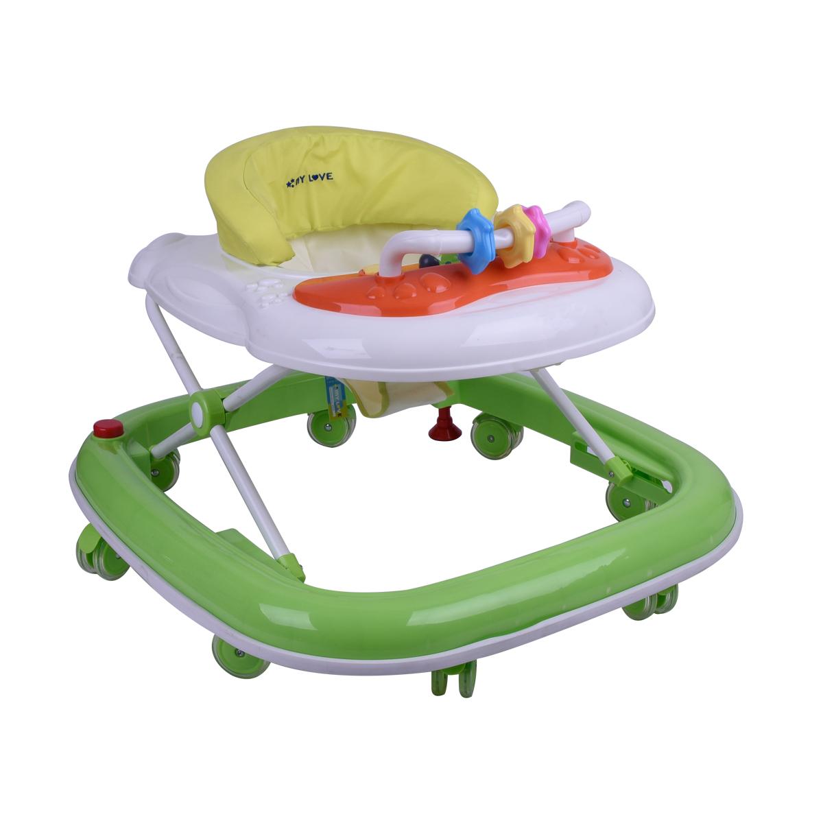 مشاية اطفال ماي لف بعجلات متحركة  - رقم BW219