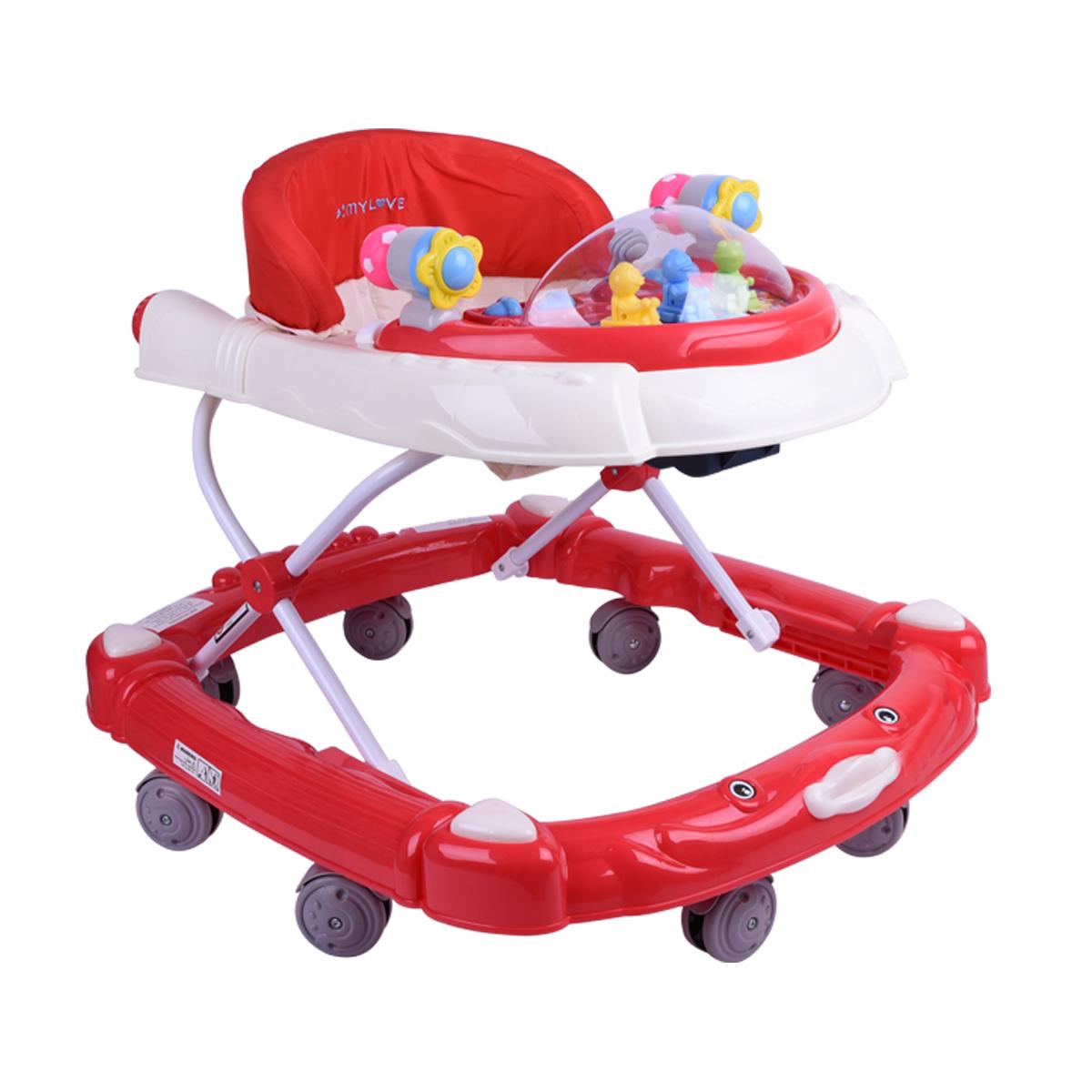 مشاية اطفال ماي لف بعجلات متحركة  - BW05