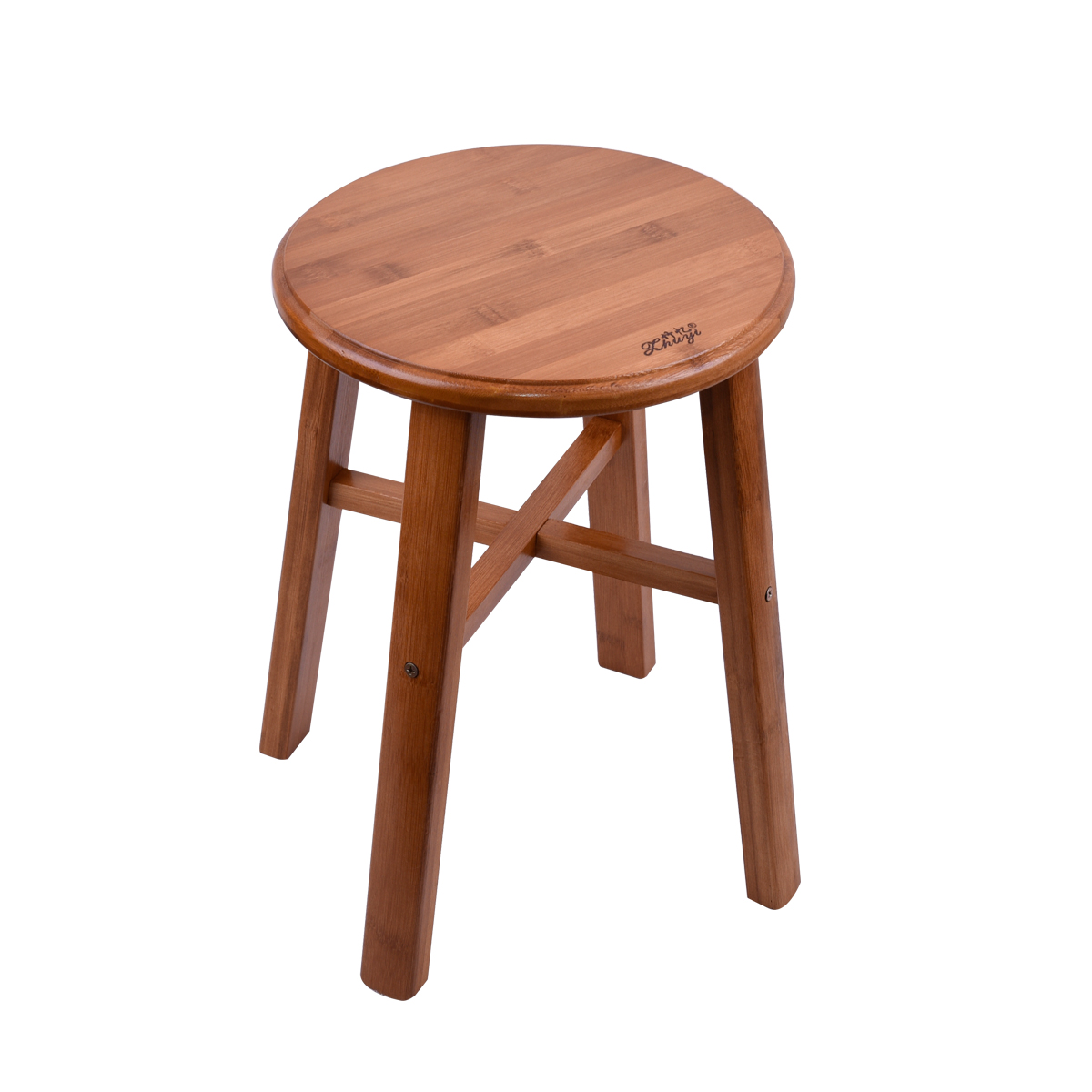 طاولة تقديم وخدمة خشب دائرية - 19528-  من ماي مارت