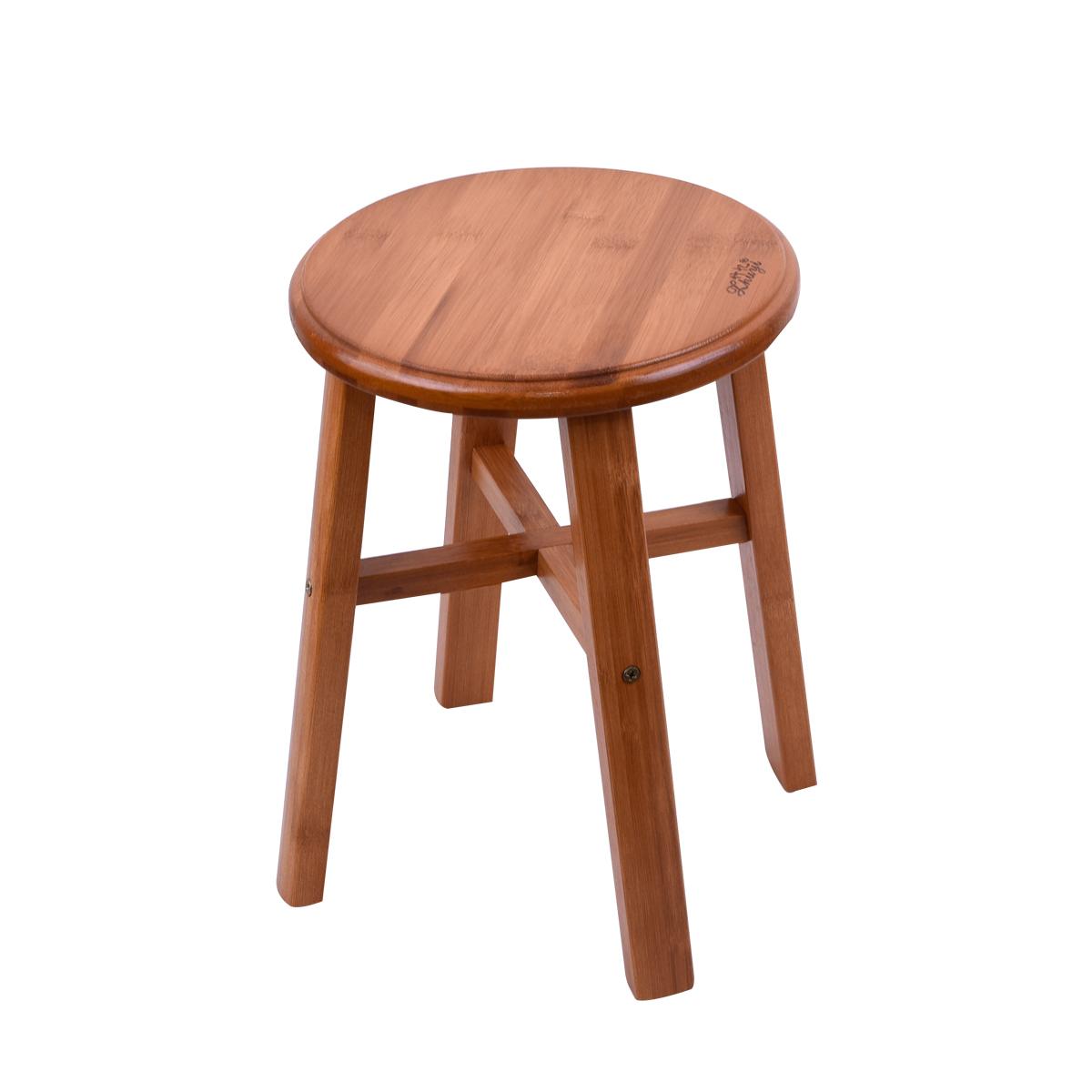 طاولة تقديم وخدمة خشب دائرية - 19527-  من ماي مارت