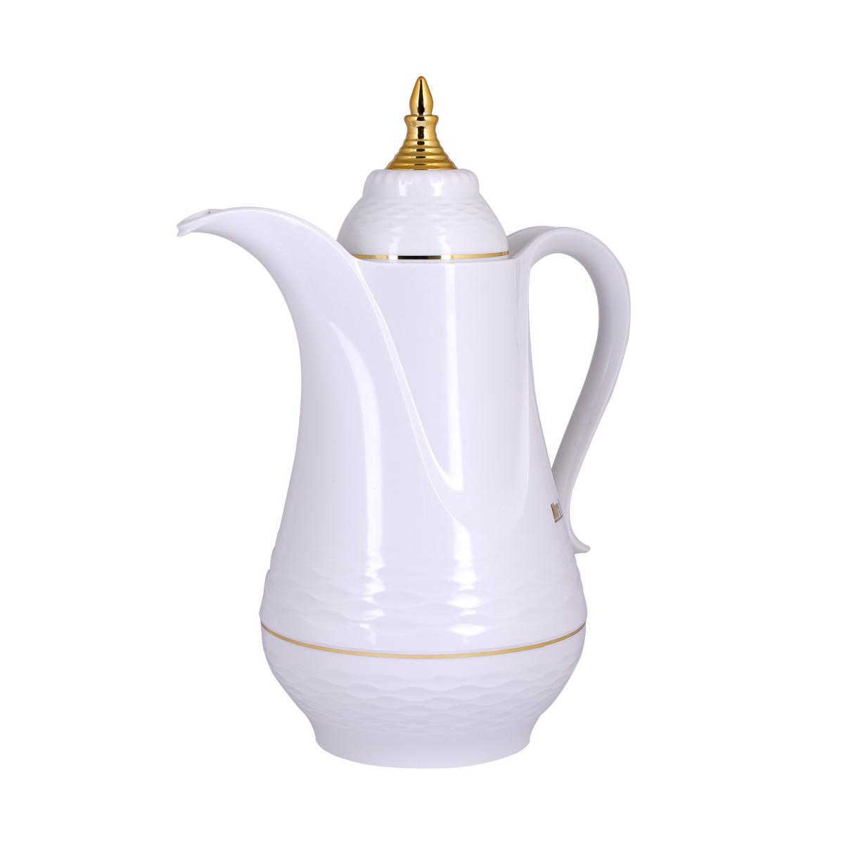 ترمس شاي وقهوة مور تايم - بلاستيك - 1 لتر رقم MY-30031