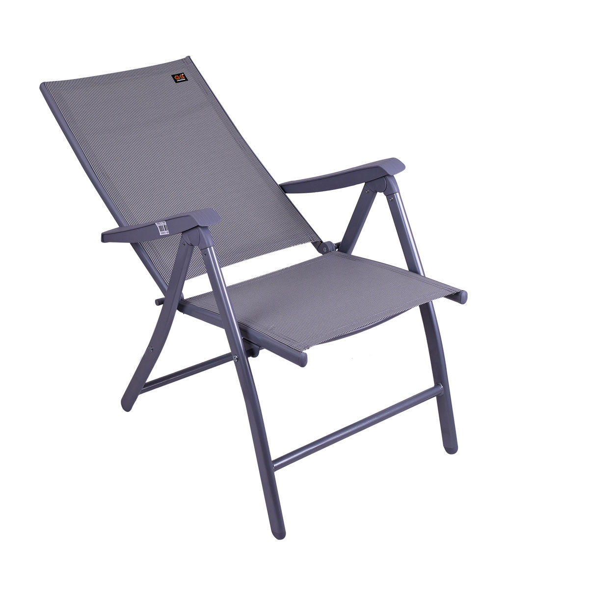كرسي رحلات بذراعين وارجل قابل للطي رقم 16995 - من ماي مارت