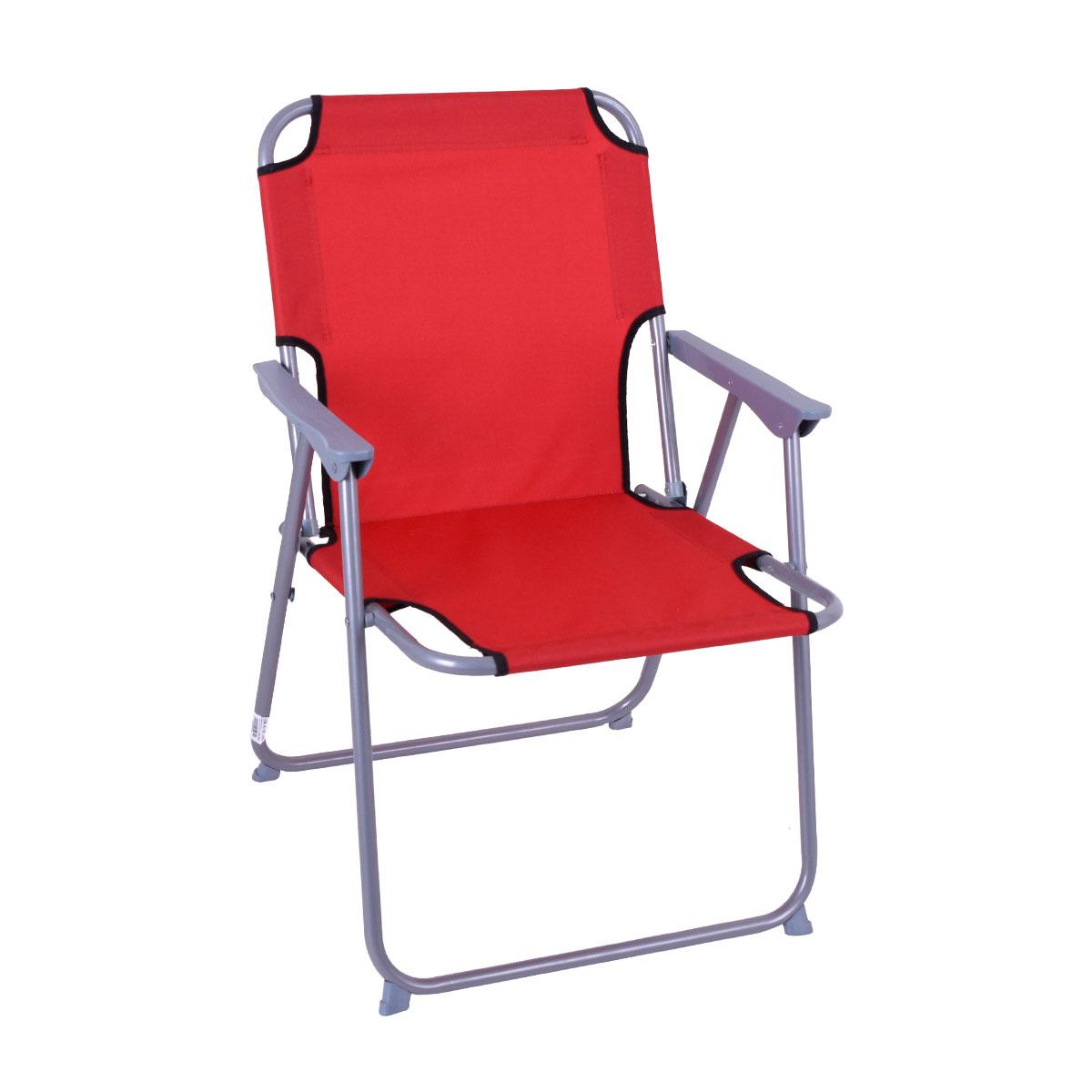 كرسي رحلات بذراعين قابل للطي رقم 16997- من ماي مارت