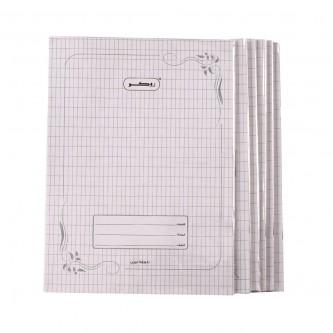 دفتر مدرسي عربي روكو مجلد  غلاف باشكال متعدده -  40 ورقة  - ربطة 6 دفاتر -  اندونيسي