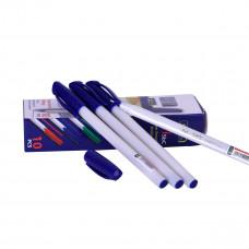 اقلام حبر جاف SBC هندي -  طقم 10 اقلام - لون ازرق