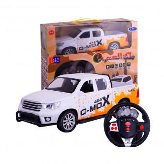 لعبة سيارة هيلوكس ملك الصحراء تعمل بالريموت كنترول مع دركسون