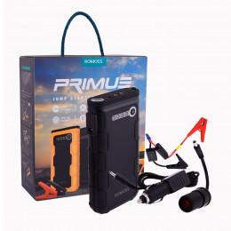 روموس بريمس جمب ستارتر + باور بانك شاحن وخازن متعدد الاستعمالات