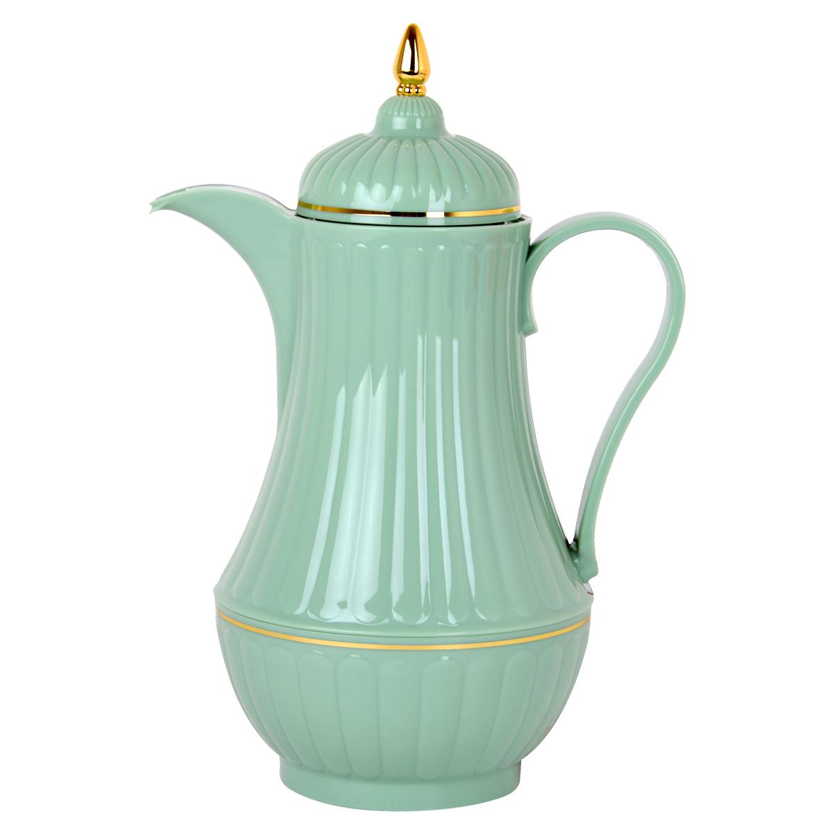 مور تايم , ترمس شاي وقهوة بلاستيك, 0.5 لتر,متعدد الالوان ,MY-30004