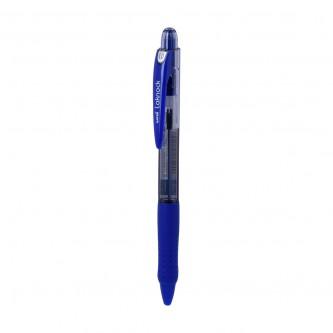 قلم حبر جاف يوني لانوك ياباني - 0.1 ملم - لون ازرق