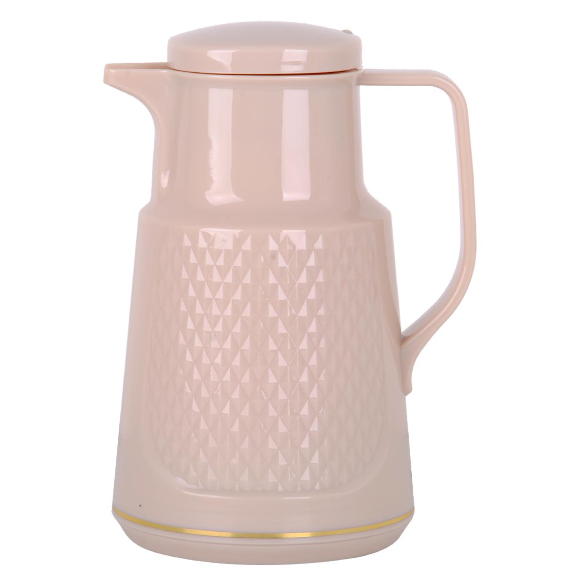 مور تايم - ترمس شاي وقهوة بلاستيك - 0.5 لتر - متعدد الالوان - MY-30002