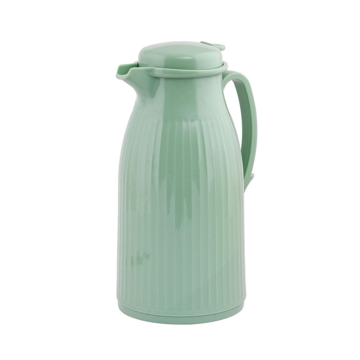 ترمس شاي وقهوة مور تايم - 1 لتر -  بلاستيك - متعدد الالوان رقم MY30036