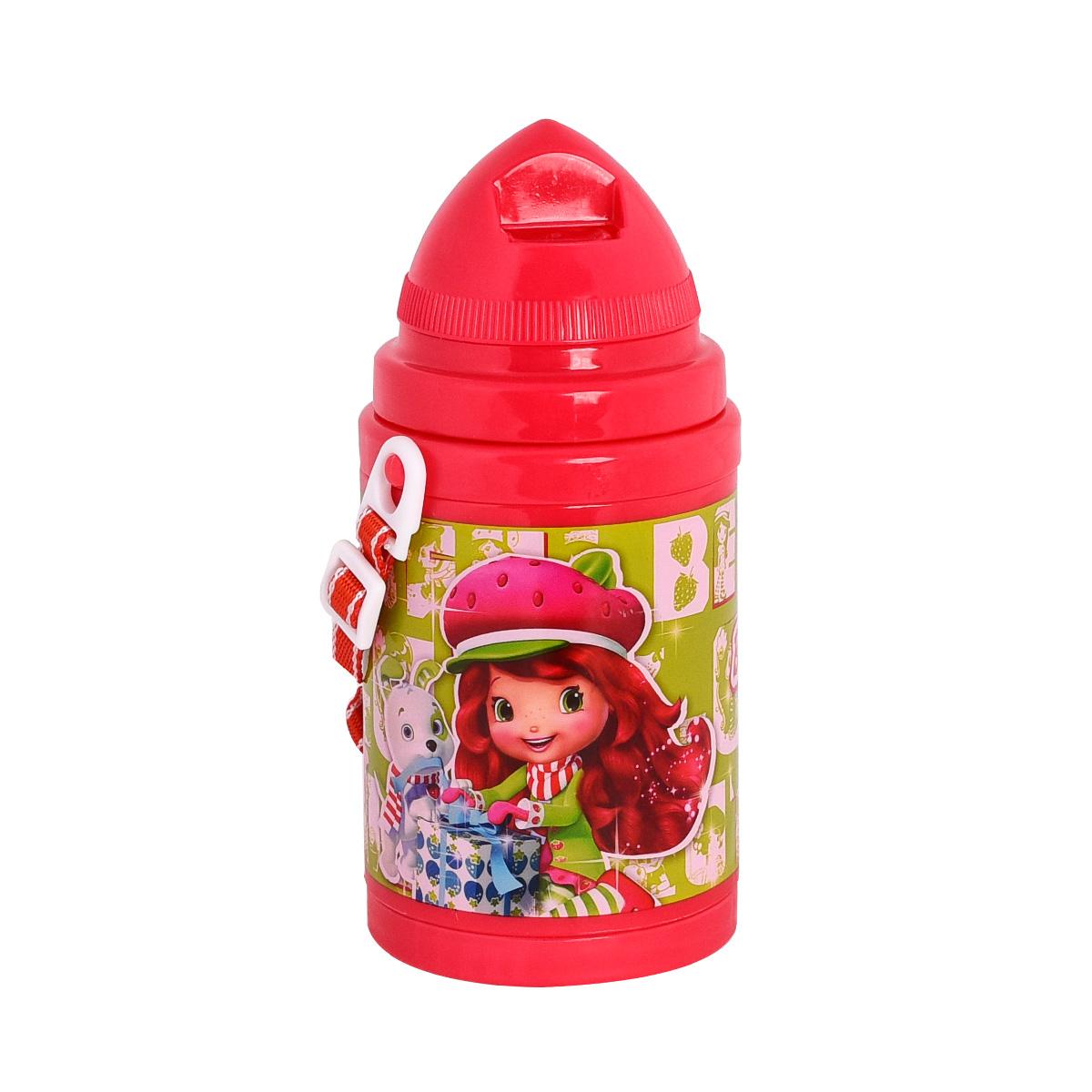 قارورة ماء مدرسية بلاستيكية لاطفال الروضه - بيوتي جيرل