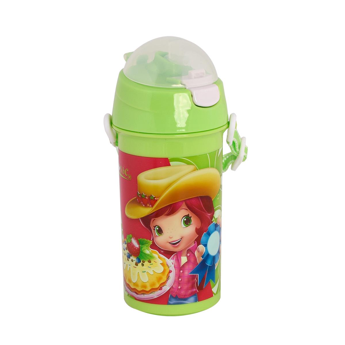 قارورة ماء مدرسية بلاستيكية لاطفال الروضه - بيوتي جيرل 4927-152
