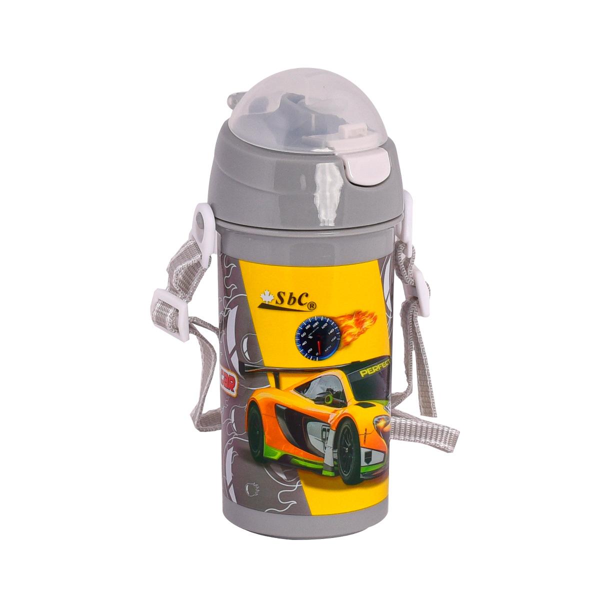 قارورة ماء مدرسية بلاستيكية لاطفال الروضه - سبيد كار 4927-146