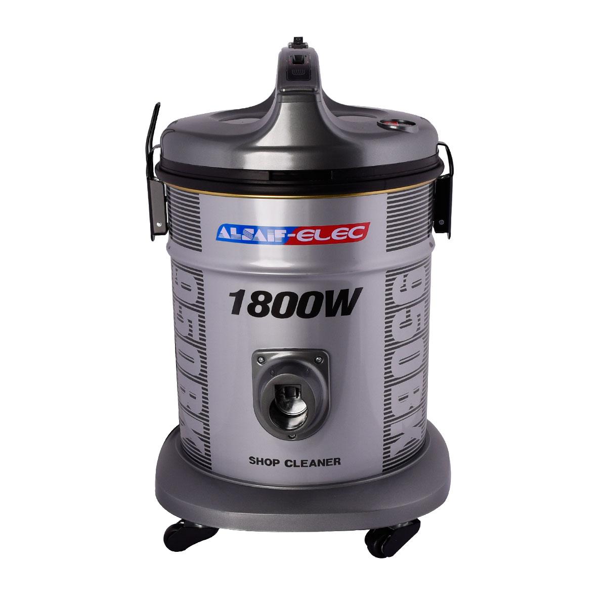 مكنسة كهربائية السيف اليك - 1800 واط - 18 لتر