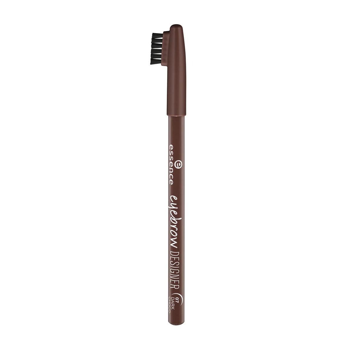 قلم تحديد الحواجب ايسنس 07 - لون دارك تشوكوليت