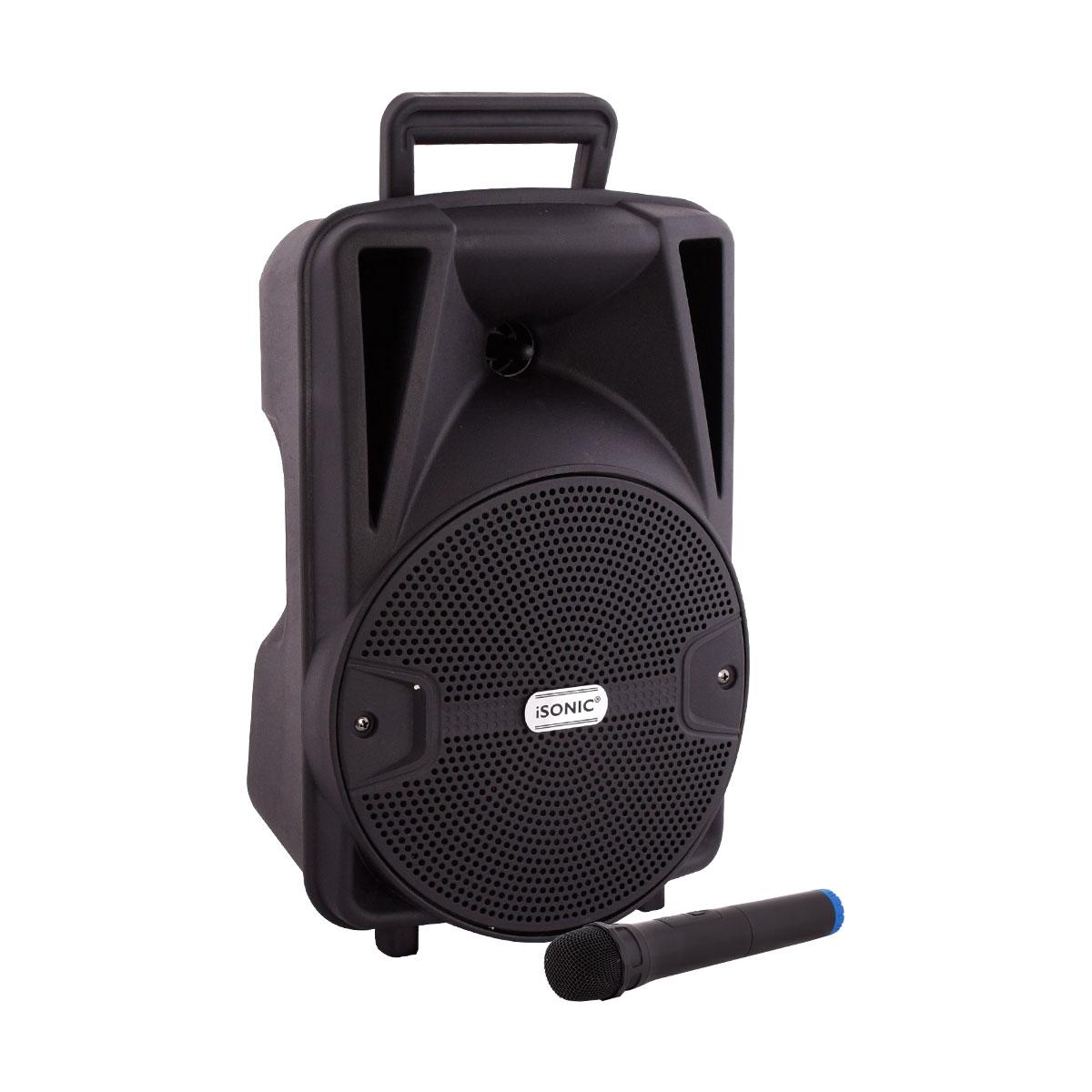 ايسونيك مكبر صوت محمول وقابل للشحن  - iS468