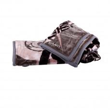بطانية كانو محفر طبقتين - 6 كيلو جرام - 240  * 200 سم - متعدد الالوان