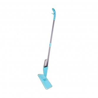 ممسحة ارضيات مع بخاخ للتنظيف والتلميع والتعقيم  - wi0045
