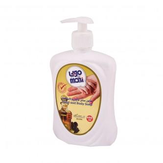 صابون سائل للأيدي موبي - مسك - 450 مل