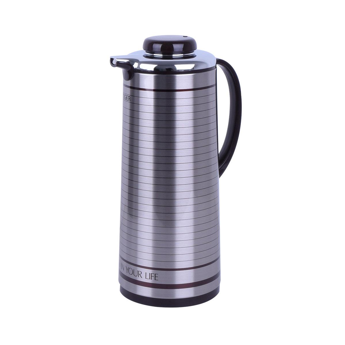 ترمس شاي وقهوه تايجر اليابانية - استانلس استيل - 1.6 لتر PXJ-160S