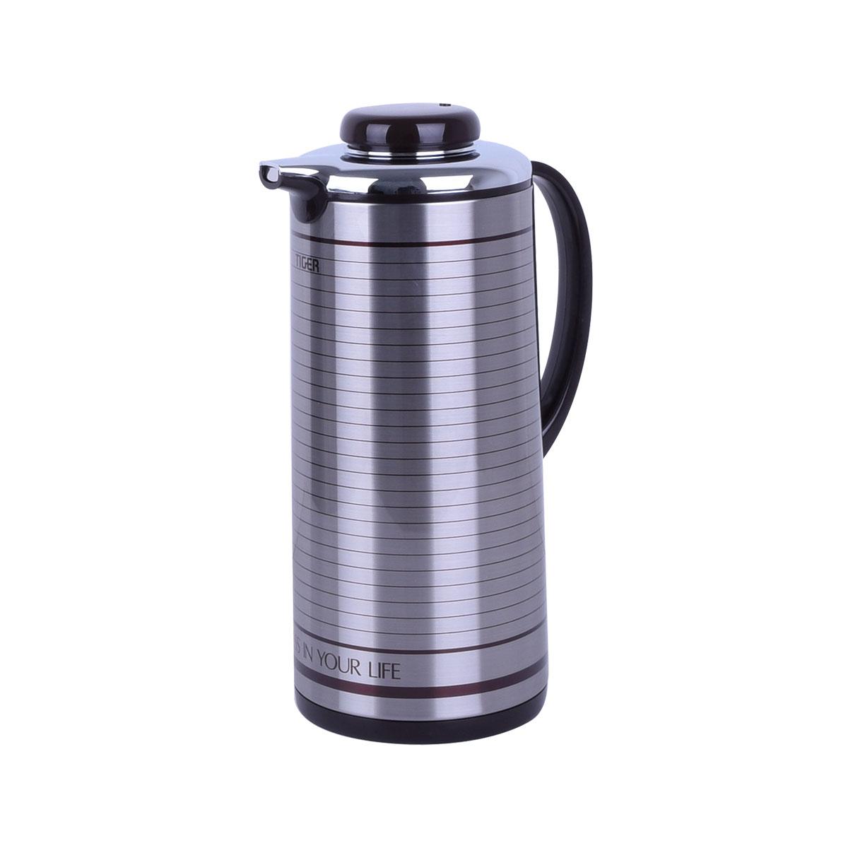 ترمس شاي وقهوه تايجر اليابانية - استانلس استيل - 1.3 لتر PXJ-130S