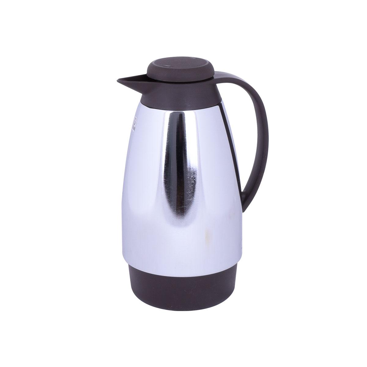 ترمس شاي وقهوه تايجر اليابانية - استانلس استيل - 1 لتر - PXC100