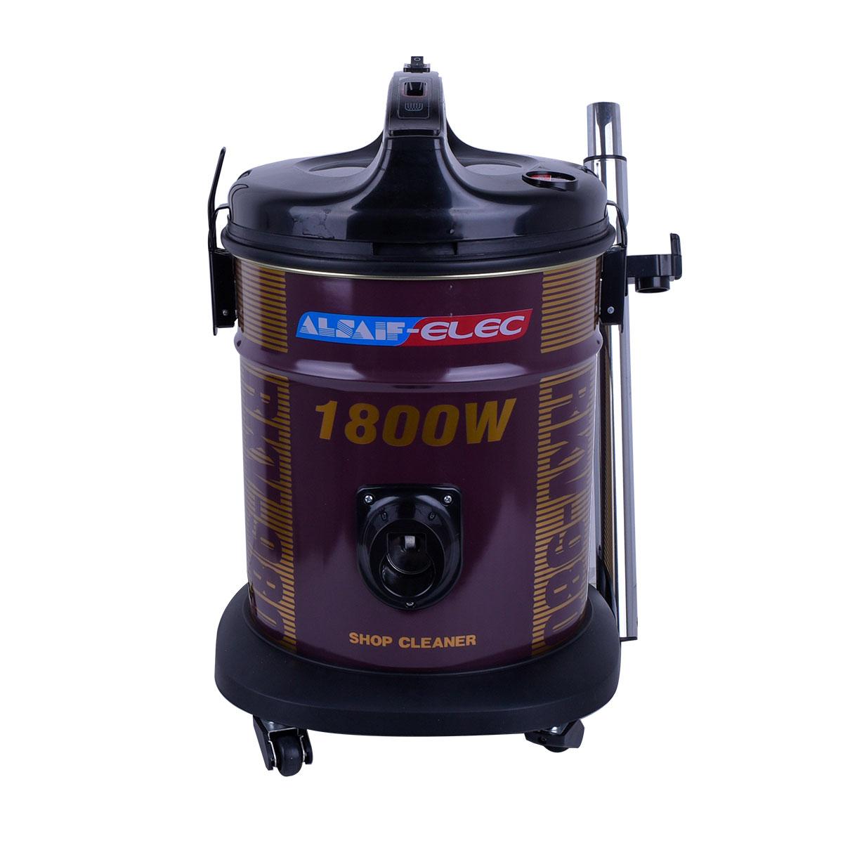 مكنسة كهربائية السيف - 1800 واط - 18 لتر-90560/18R