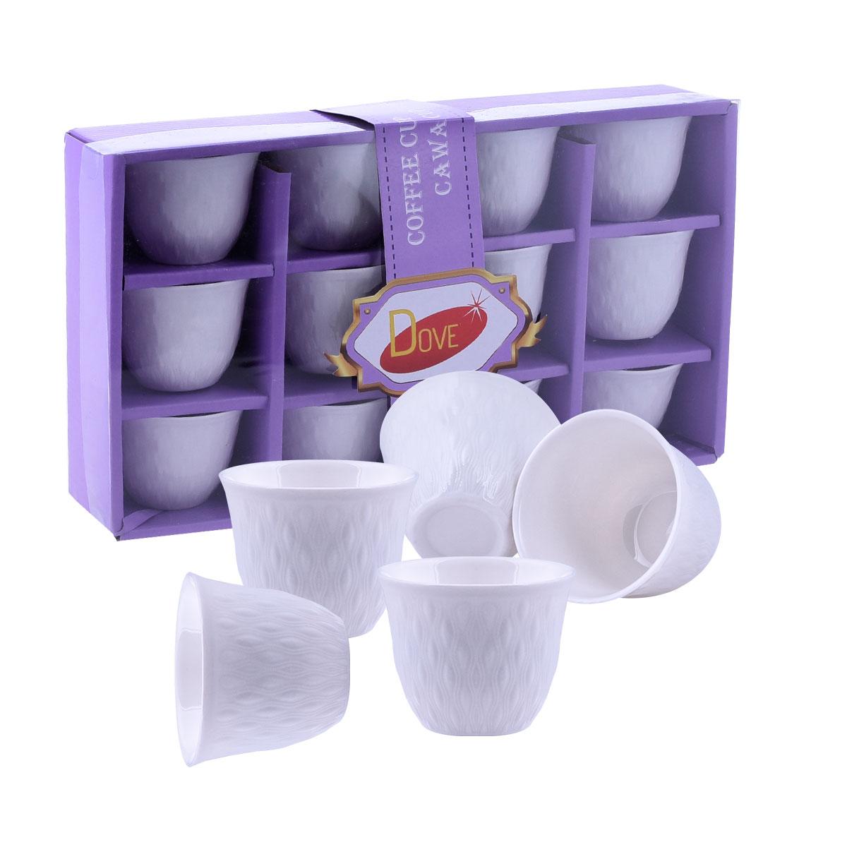 طقم فناجين قهوة عربي  12 فنجان - ZD9033