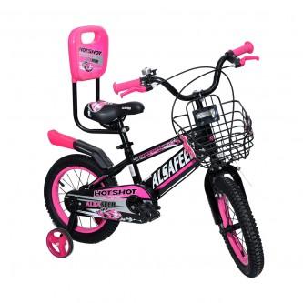 دراجة هوائية للأطفال - مقاس 12 إنش - الوان متعددة , 12HRX