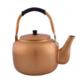 ابريق شاي معدن , كوري , مقاس 10 لتر