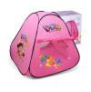 خيمة لعب الاطفال , مع كرات ملونة , رقم CH4132