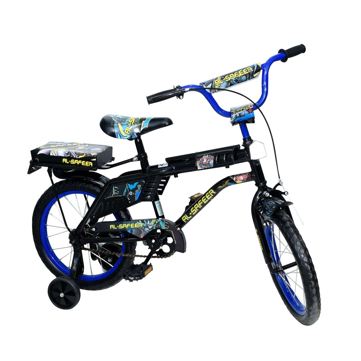 دراجة هوائية للأطفال - مقاس 16 إنش - رقم 16RAMBO-EVA