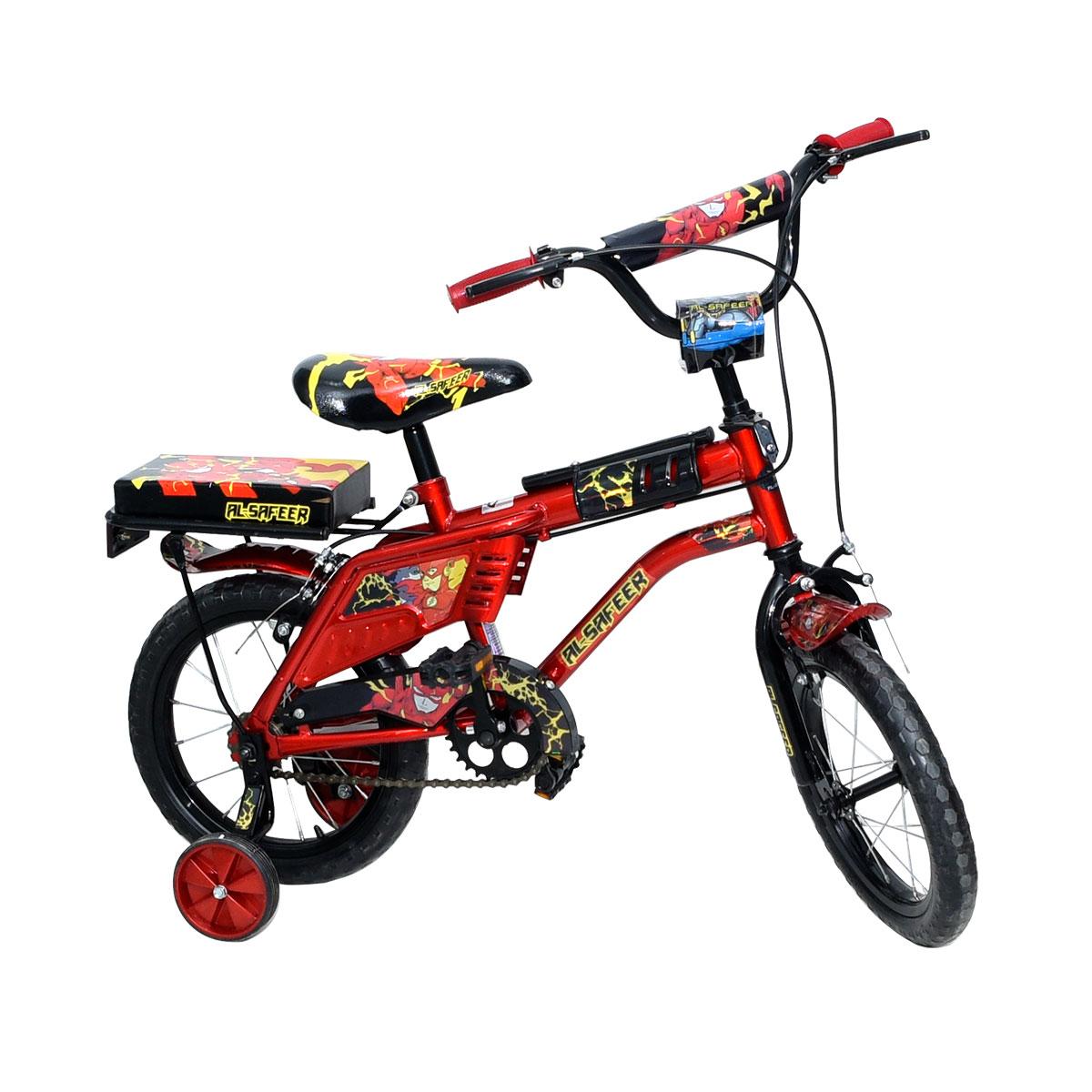 دراجة هوائية للأطفال - مقاس 14 إنش - رقم 14RAMBO-EVA