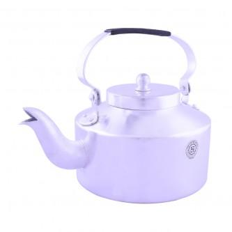 ابريق شاي المنيوم هندي - مقاس 20