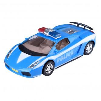 لعبة سيارة شرطة دف الوان متعددة رقم HT555-11