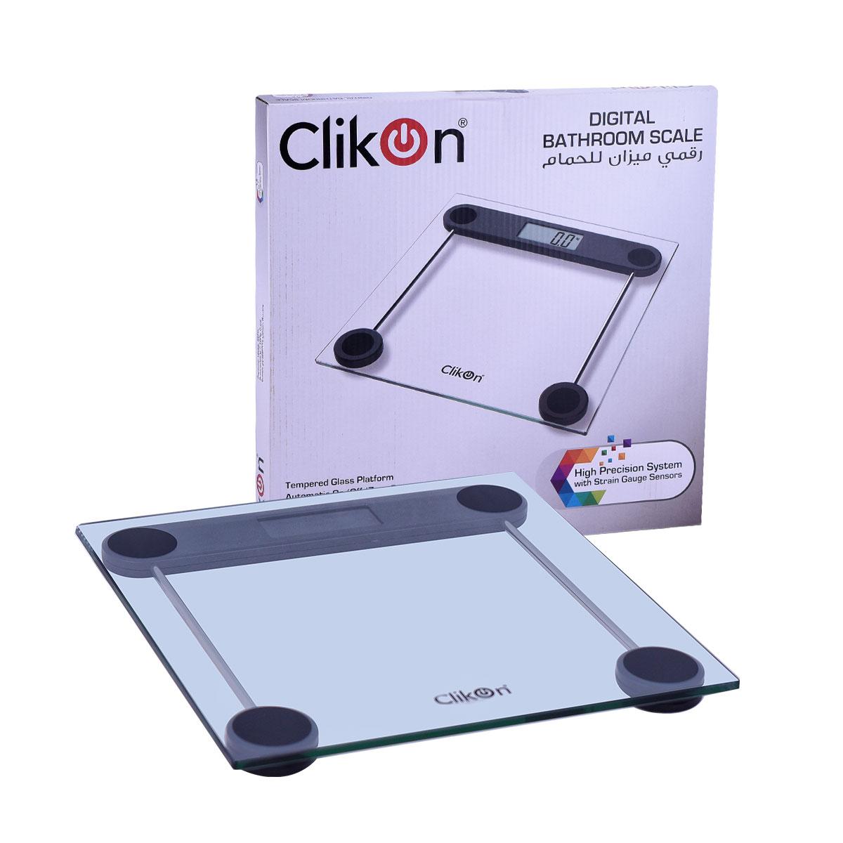 ميزان الكتروني CLIKON رقم CK4018