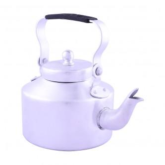 ابريق شاي المنيوم هندي , المقاس 12