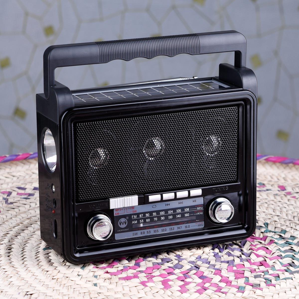 راديو ذكي محمول ميكروديجيت , رقم MRS004T