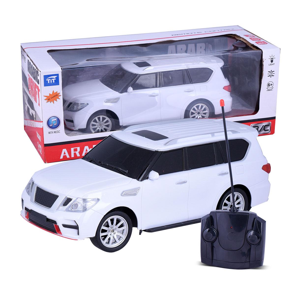 لعبة سيارة اطفال تعمل بالريموت كنترول ,  الوان متعددة , رقم SC-QX3688-92