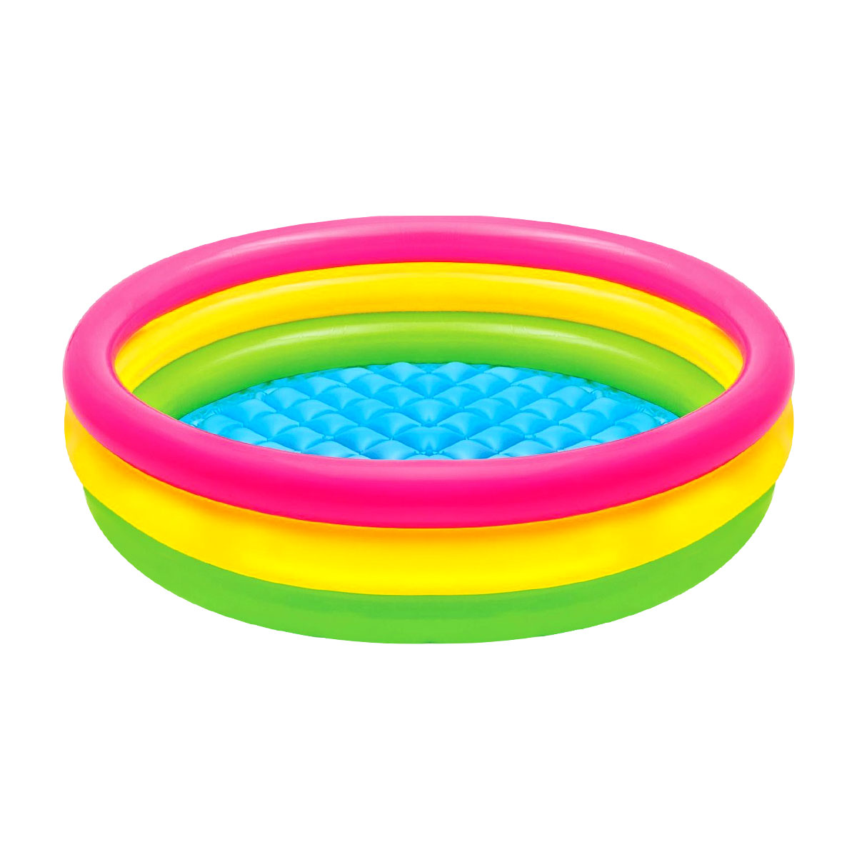 بركة سباحة دائري ملون للاطفال رقم 57422NP