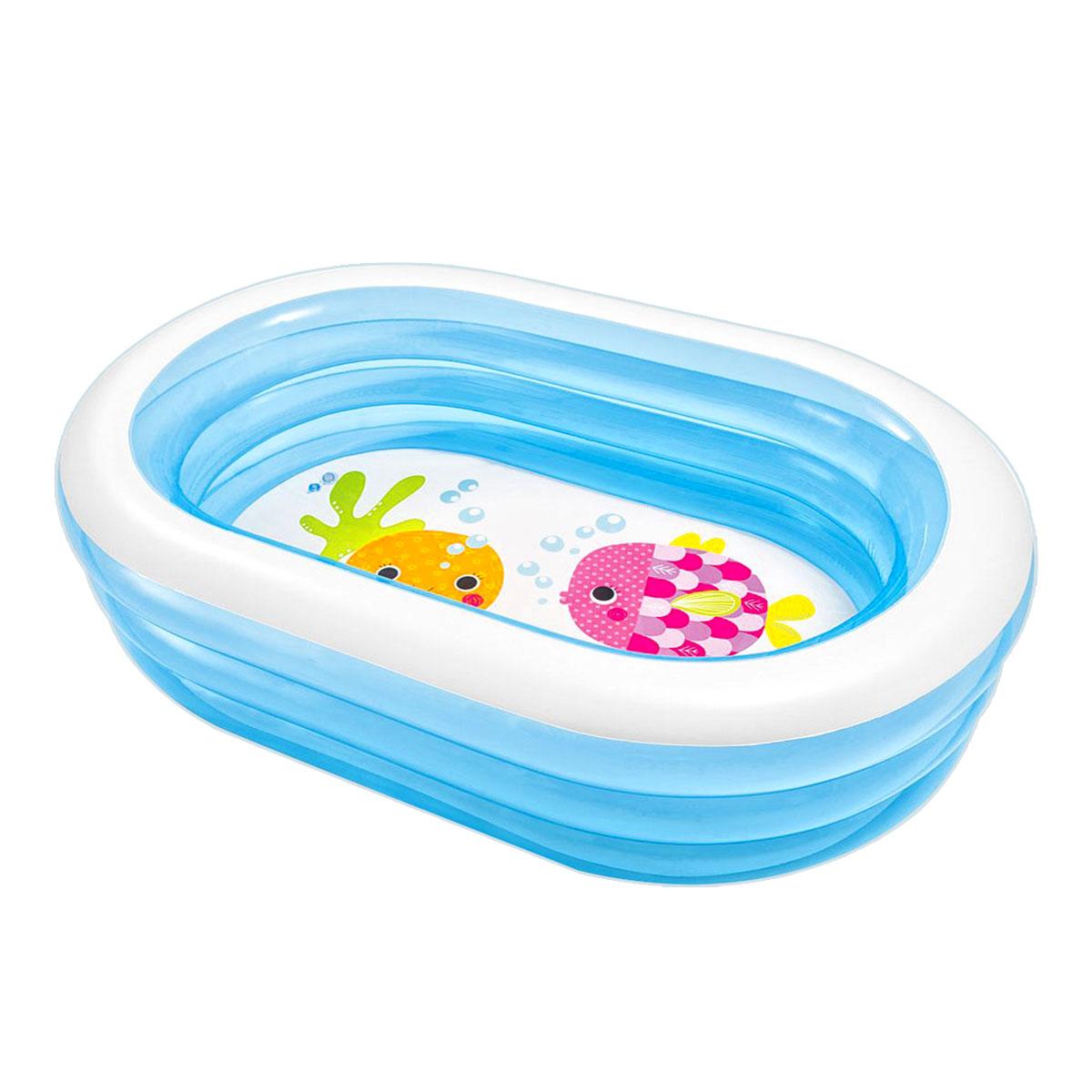 بركة سباحة شكل بيضاوي للاطفال رقم 57482NP