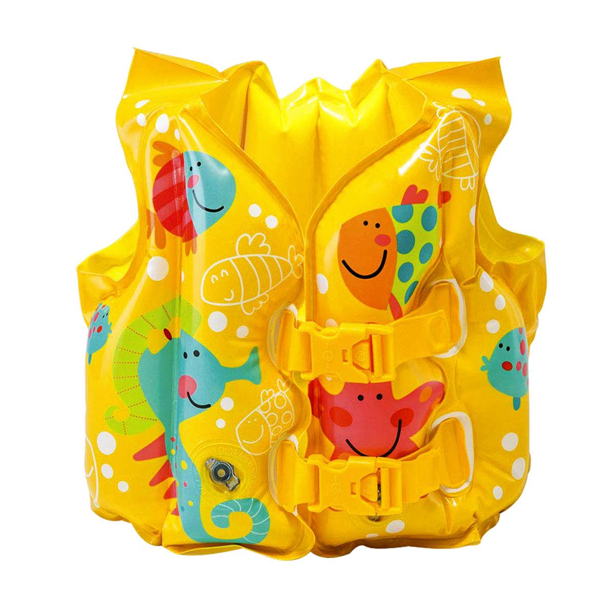 جاكيت سباحة للاطفال رقم 59661NP